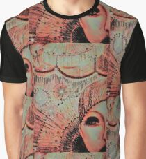 funfair glow , circus jacqueline mcculloch ,house of harlequin Graphic T-Shirt