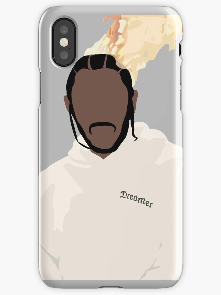 Kendrick Lamar - On Fire by granttron