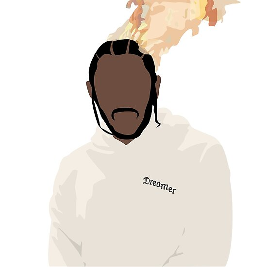 Kendrick Lamar - On Fire by granttron