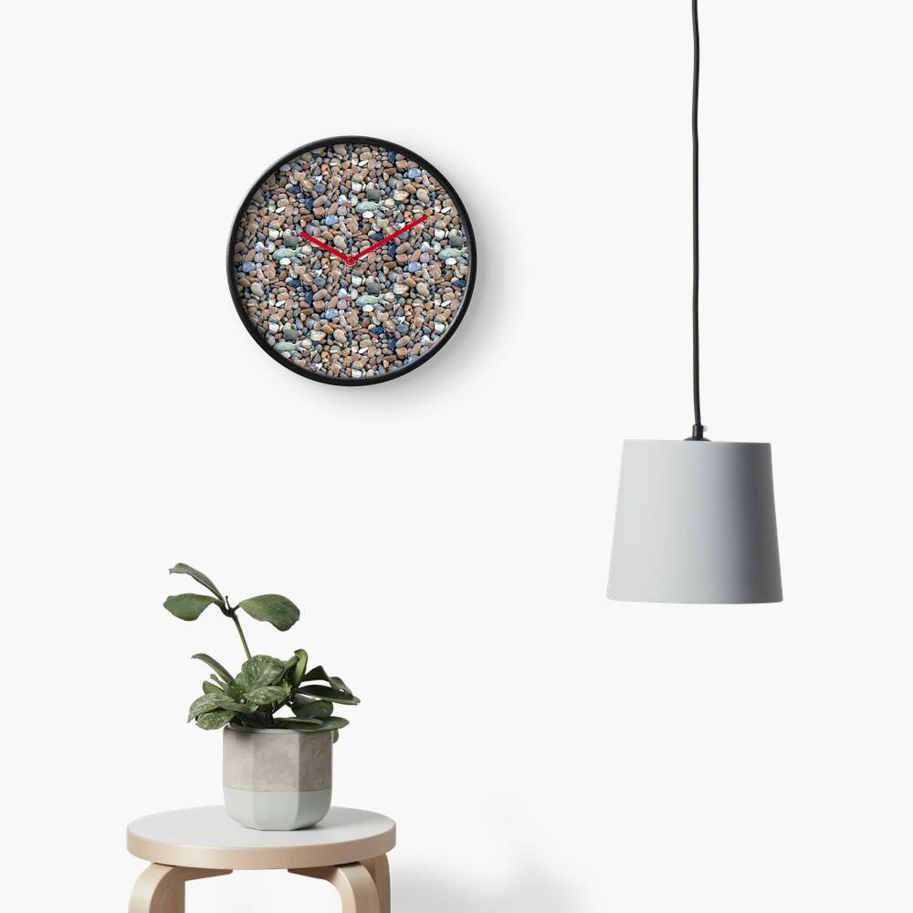 Pebbles  Clock
