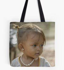 Village Girl 2 Tote Bag