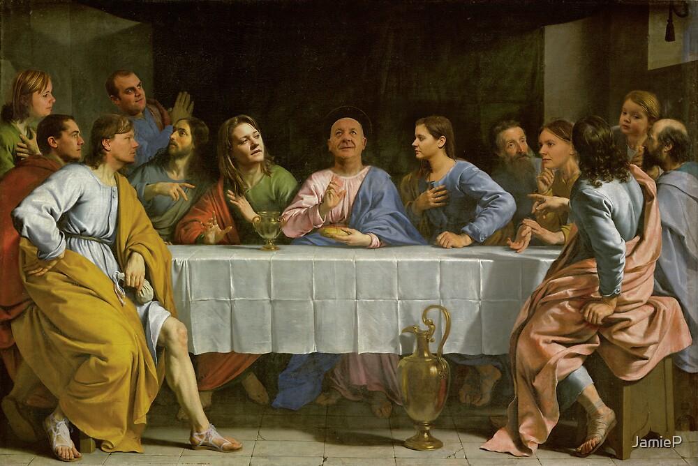 Last Supper by JamieP
