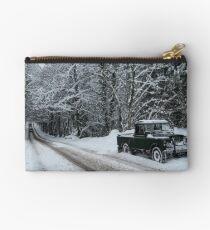 Winter Rover  Studio Pouch