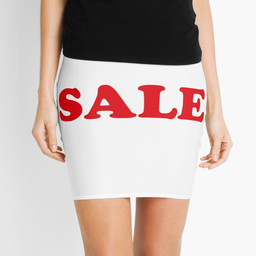 NDVH SALE Mini Skirt