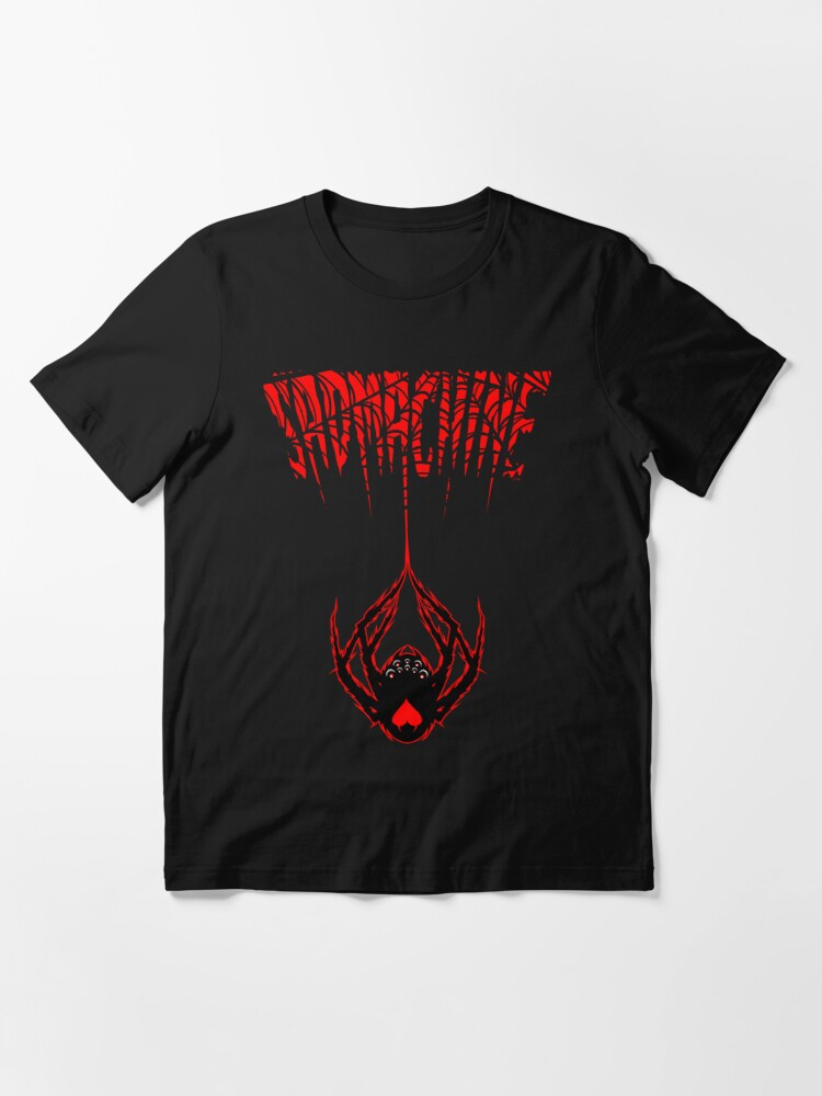 """Alternate view of """"...when we weave..."""" Essential T-Shirt"""