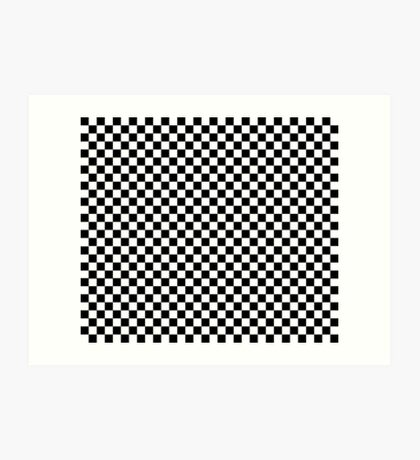 NDVH 2-tone Art Print