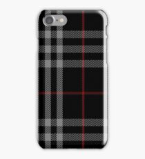 Burberry Black Tartan  iPhone Case/Skin