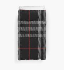Burberry Black Tartan  Duvet Cover
