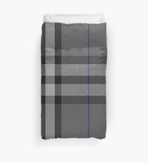 Burberry Grey (Original) Tartan  Duvet Cover