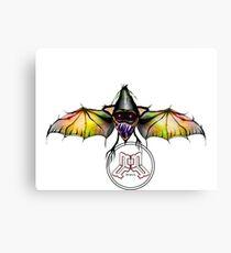 ro-bat Canvas Print