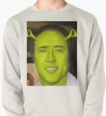 Nicolas Cage/Shrek Pullover