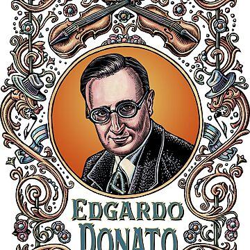 Edgardo Donato by LisaHaney