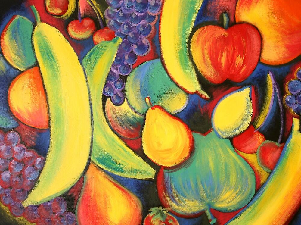 Fruit by bornartiste