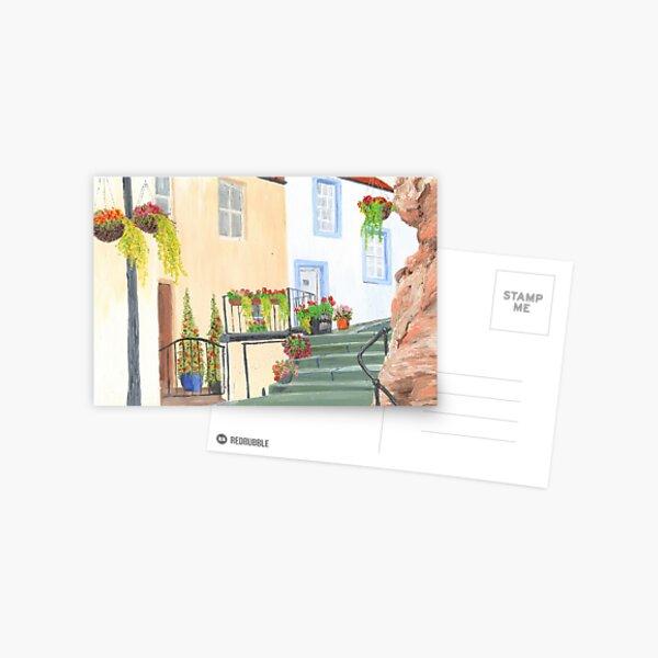 Pittenweem: Cove Wynd Postcard