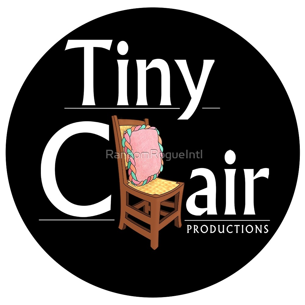 Tiny Chair Productions Official Logo by RandomRogueIntl