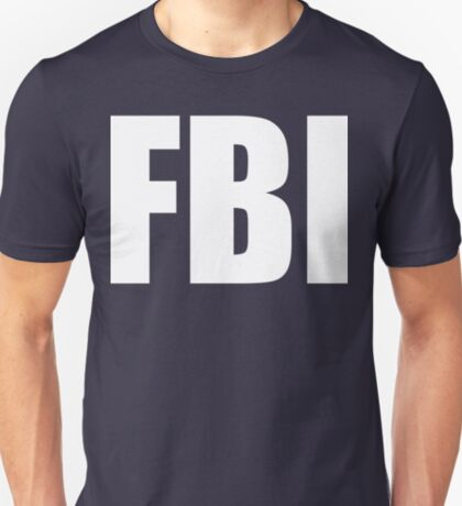 NDVH FBI T-Shirt