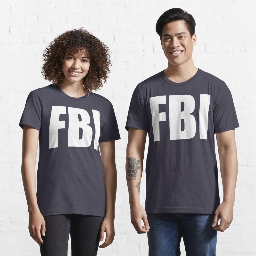 NDVH FBI Essential T-Shirt