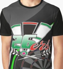 26ers Darts Team Graphic T-Shirt