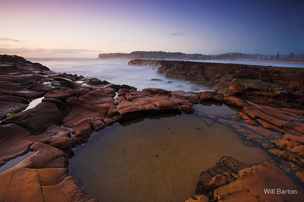 North Avoca Sunrise  by Will Barton