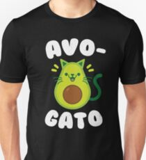 AvoGato - Avocado - Cinco De Mayo T-Shirt