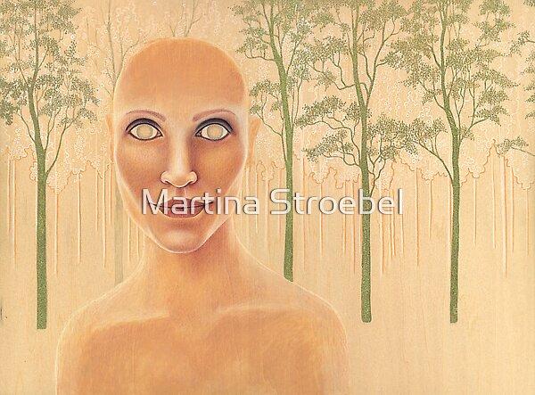 Work in progress by Martina Stroebel