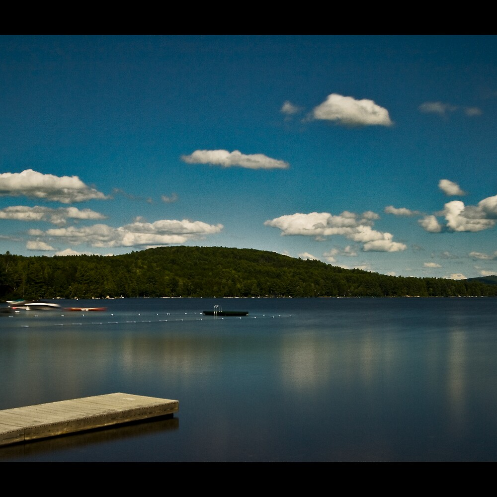 New Hampshire Summer by Michael Mancini