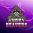Angry Beavers Darts Team by mydartshirts