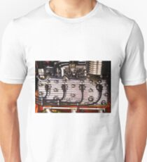 Offy Flathead Fins Unisex T-Shirt