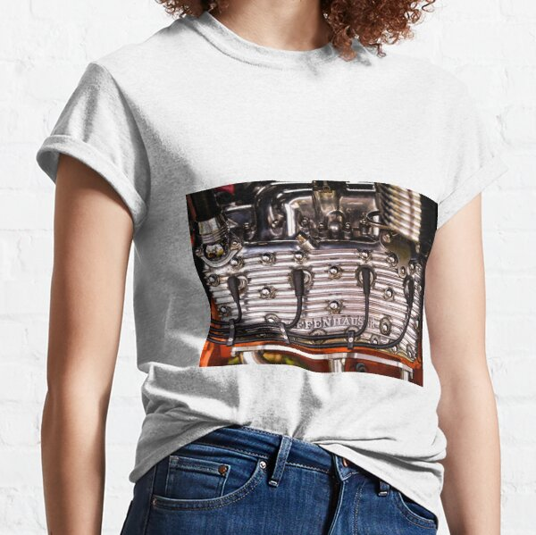 Offy Flathead Fins Classic T-Shirt