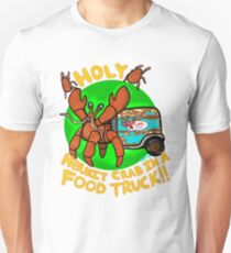 Holy Hermit Crab in a Food Truck! Unisex T-Shirt