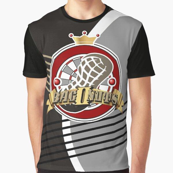 Bag O Nuts Darts Team Graphic T-Shirt