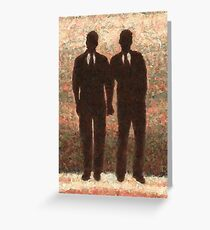 Together II Greeting Card