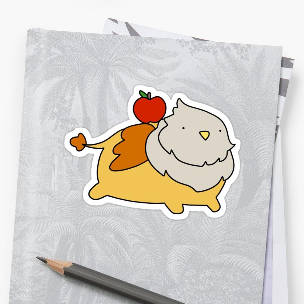 Apple Griffin by SaradaBoru