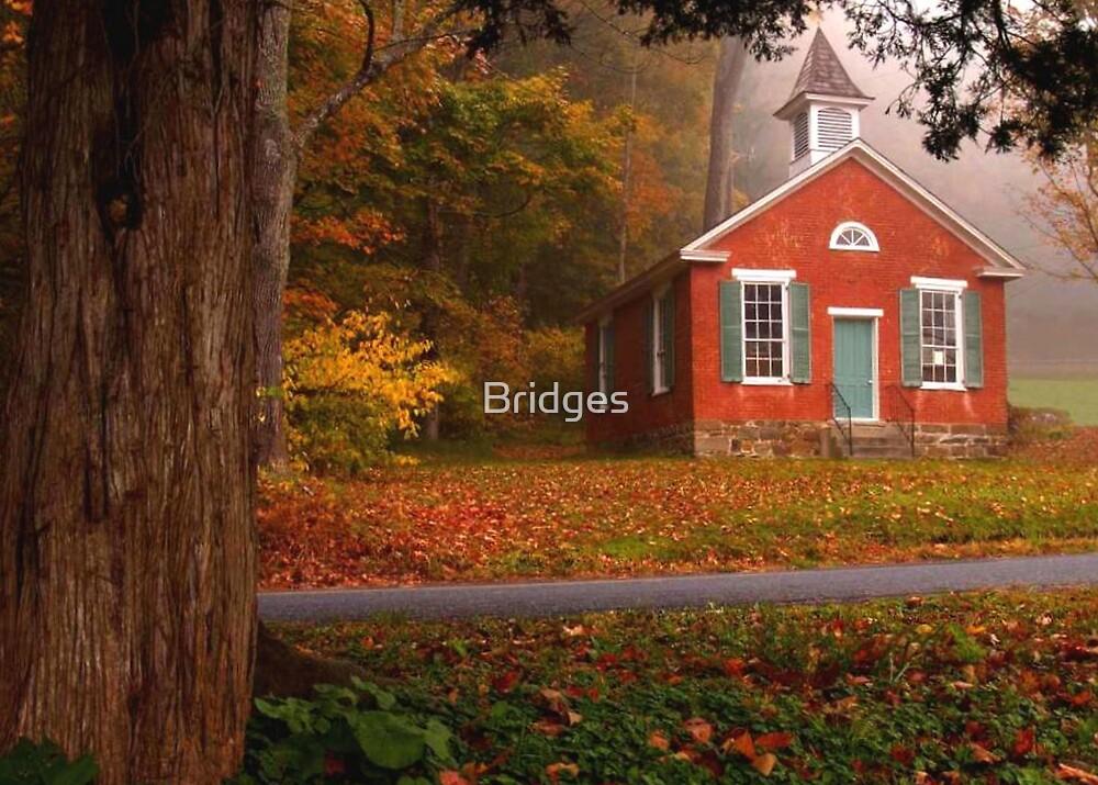 One Room School by Bridges