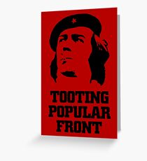 NDVH Tooting Popular Front Greeting Card