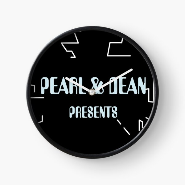 NDVH Pearl & Dean Clock