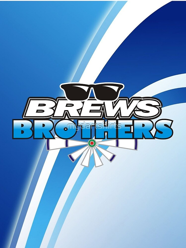 Brews Brothers Darts Team by mydartshirts