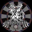 Bullshooters Darts Team by mydartshirts