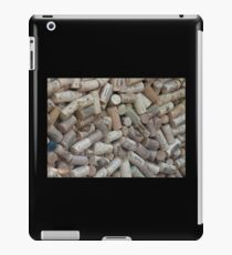 The Wine Lovers Cork Board iPad Case/Skin