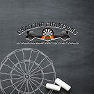 Champion Chalkers Darts Team by mydartshirts