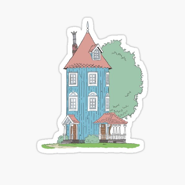 Moomins Sticker