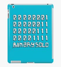 The Flight of the Conchords - Binary Solo - Robots iPad Case/Skin