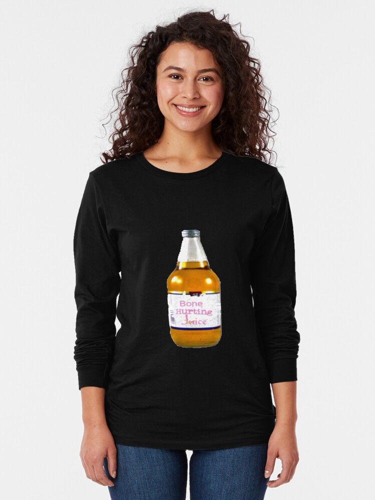 """Bone Hurting Juice Funny Meme Tee Shirt"" T-shirt by ..."