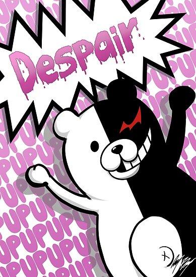 Danganronpa Monokuma Despair! by TheTimekeeper