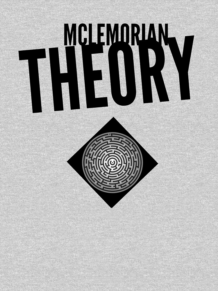 Mclemorian Theory- Diamond Maze by tees4gees