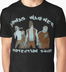 jonas wagner protection squad Graphic T-Shirt