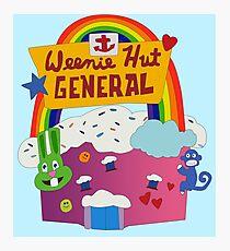 Weenie Hut General Photographic Print