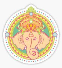 Ganesha Stickers Sticker