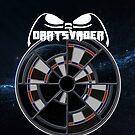Darts Vader Darts Team by mydartshirts