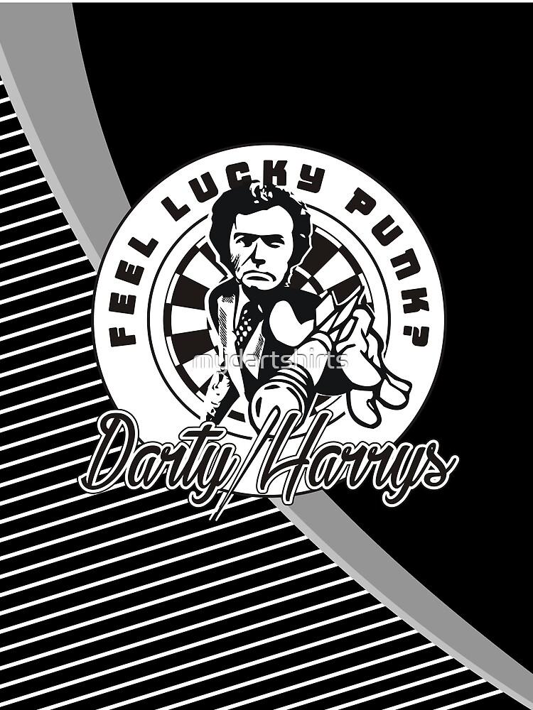 Darty Harrys Darts Team by mydartshirts